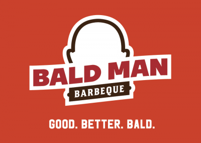BALD MAN BARBEQUE