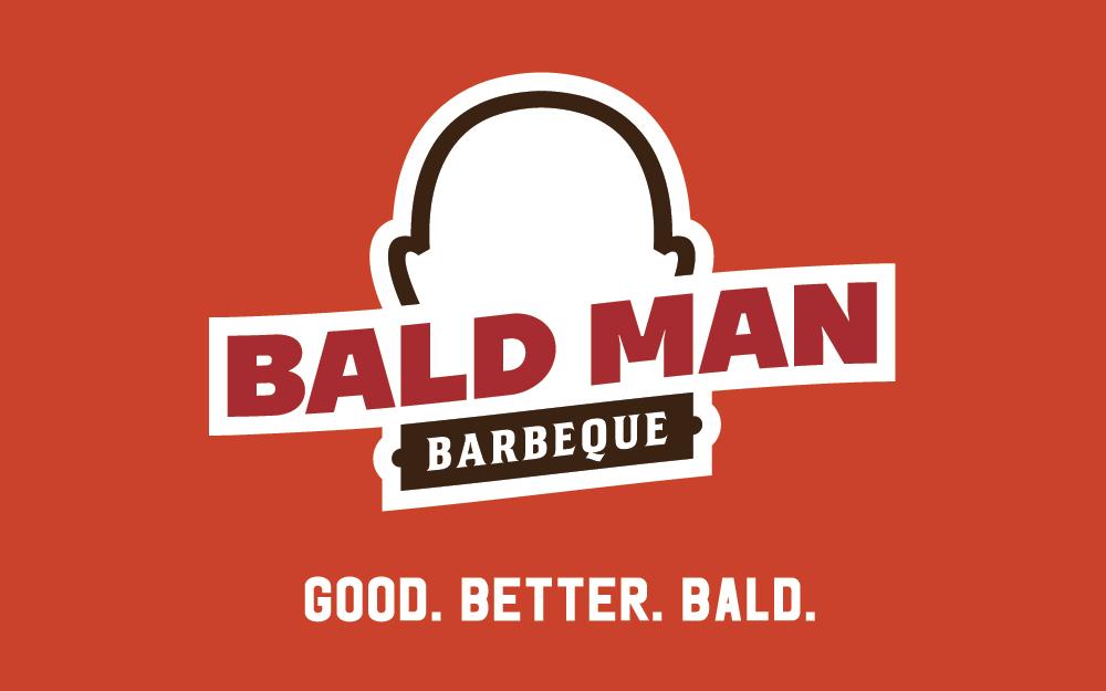 BALD MAN BARBEQUE